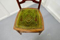 19th Century Chair with Original Carpet Seat by John Hodder (2 of 7)