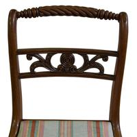 Set of 6 Regency Dining Chairs c.1820 (5 of 7)