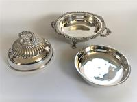 Handsome Victorian Silver Plated Warming Dish (4 of 7)