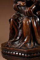 Charming Maria Lactans Sculpture Continental Early 18th Century (4 of 14)