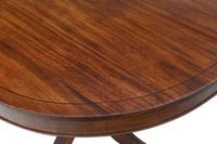 Mahogany Extending Pedestal Dining Table  19th Century (3 of 10)