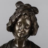 19th Century Bronze Sculpture of a Female, Eugene Laurent (9 of 9)