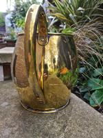 Large 18th Century Brass Pouring Jug (4 of 9)
