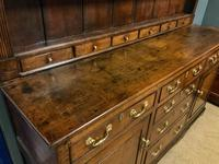 Very Good 18th Century Oak Dresser (6 of 15)