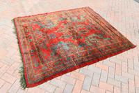 Antique Ushak rug 199x161cm (2 of 6)