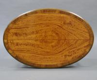 Elegant Satinwood Occasional Table (2 of 5)