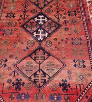 Good Vintage Persian Wool Carpet (4 of 7)