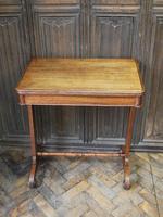 Oak Occasional Side Tea Table (3 of 9)