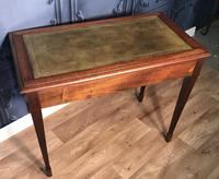 Mahogany Writing Table (9 of 13)