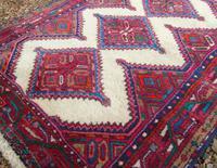 Neat Antique Sarab Runner Carpet (6 of 8)
