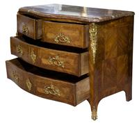 Louis XV Commode with Associated Marble Top (2 of 6)