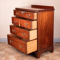 Waring & Gillow Mahogany Chest of Drawers (9 of 18)