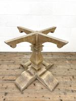 Octagonal Shaped Marble Top Centre Table (10 of 10)