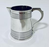 Antique Victorian Solid Silver Christening Cup (5 of 12)