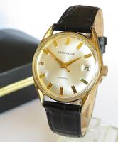 Gents Caravelle automatic wrist watch, 1963