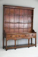 Antique Oak & Pine Kitchen Dresser (9 of 12)