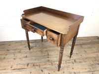 Antique Victorian Mahogany Ladies Writing Desk (14 of 17)