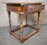 Theodore Alexander Mahogany Table (5 of 11)