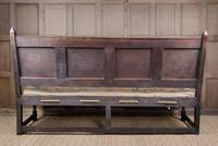 Late 17th / Early 18th Century Settle (8 of 10)