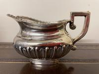 Edwardian William Aitken Solid Silver Tea & Coffee Set Birmingham 1903 (9 of 14)