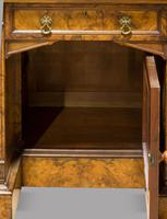 C1890 Burr Walnut Maple & Co Dressing Table (4 of 5)