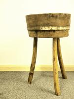 French Butchers Chopping Block (3 of 12)