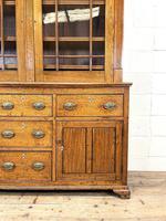 Antique 19th Century Glazed Oak Dresser (2 of 10)