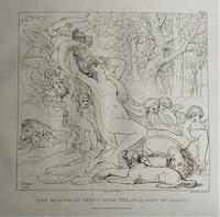 Gallery of 14 Historical Engravings Painted by Benjamin West (15 of 33)