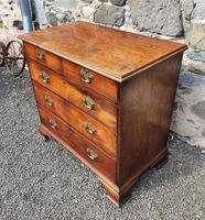 George III Mahogany Chest of Drawers (3 of 8)