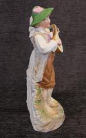 Antique Bisque Porcelain Figure Group (2 of 7)