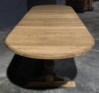 Huge Farmhouse Refectory Farmhouse Dining Table (8 of 24)