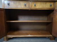 Mahogany Bookcase Reprodux Bevan Funnell (7 of 12)