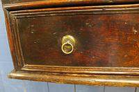 Late 17thC Oak Hanging Wall Cupboard. Mural or Spice Cabinet (4 of 17)