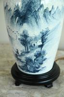 Oriental Lamp Blue & White (11 of 11)