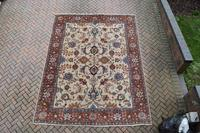 Old Tabriz Roomsize Carpet 355x278cm (11 of 13)