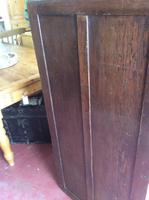 Antique Wooden Filing Cabinet (3 of 9)