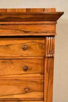 Regency Rosewood Wellington Chest of Drawers (10 of 10)