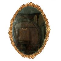 Victorian Gilded Frame Mirror (2 of 7)