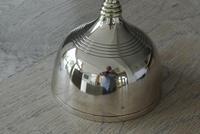 Fine Victorian Brass  Counter Bell Servants Bell  B3 (2 of 4)