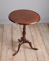 George III Mahogany Tripod Table (3 of 6)