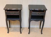 Pair of Painted Bedside Cabinets (8 of 9)