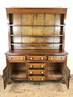 19th Century Antique Oak Dresser (3 of 10)