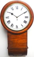 Antique Industrial Railway all Clock – Drop Dial Station Clocked Number 5478 (12 of 15)