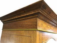 Edwardian Inlaid Satinwood Wardrobe (4 of 30)