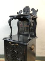 Antique French 7 Drawer Collectors Cabinet Jewellery Armoire Bijouterie (12 of 12)