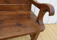 Antique French Bishops Chair (6 of 8)