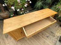 Big! Old 2m Pine Dresser Base Sideboard / Cupboard / TV Stand - We Deliver! (8 of 13)