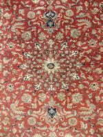 Antique Isfahan Carpet (7 of 9)