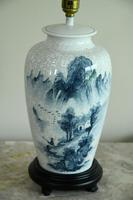 Oriental Lamp Blue & White (7 of 11)
