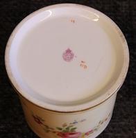 Antique Royal Worcester Blush Ivory Lidded Jar (7 of 8)
